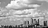 skyline wolken
